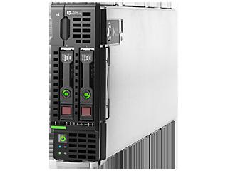 Графический блейд-сервер HPE ProLiant WS460c Gen9