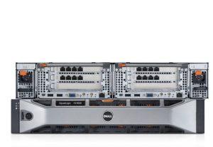 Dell EqualLogic FS7610 с файловой системой FluidFS версии 4