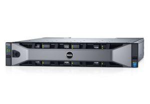Dell Storage серии SCv2000
