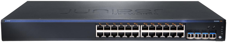 Juniper EX2200-48T / EX2200-48P