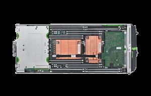 Fujitsu PRIMERGY BX2560 M2