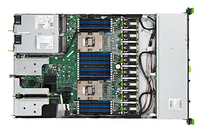 Fujitsu PRIMERGY RX2530 M4