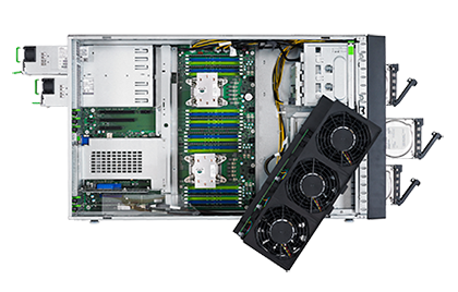 Fujitsu PRIMERGY RX2560 M2
