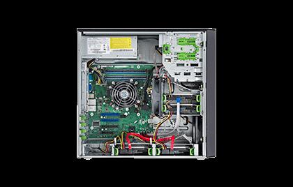 Fujitsu PRIMERGY TX1310 M1 - quince.kz