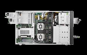 Fujitsu PRIMERGY TX2550 M4