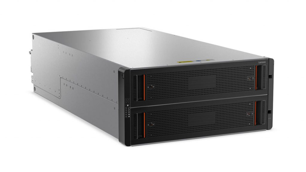 Lenovo D3284 с прямым подключением