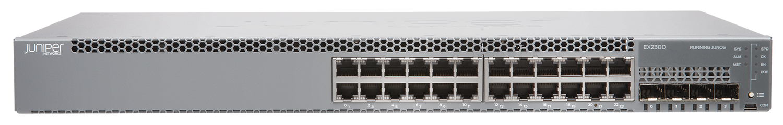 Juniper EX2300-24T / EX2300-24P