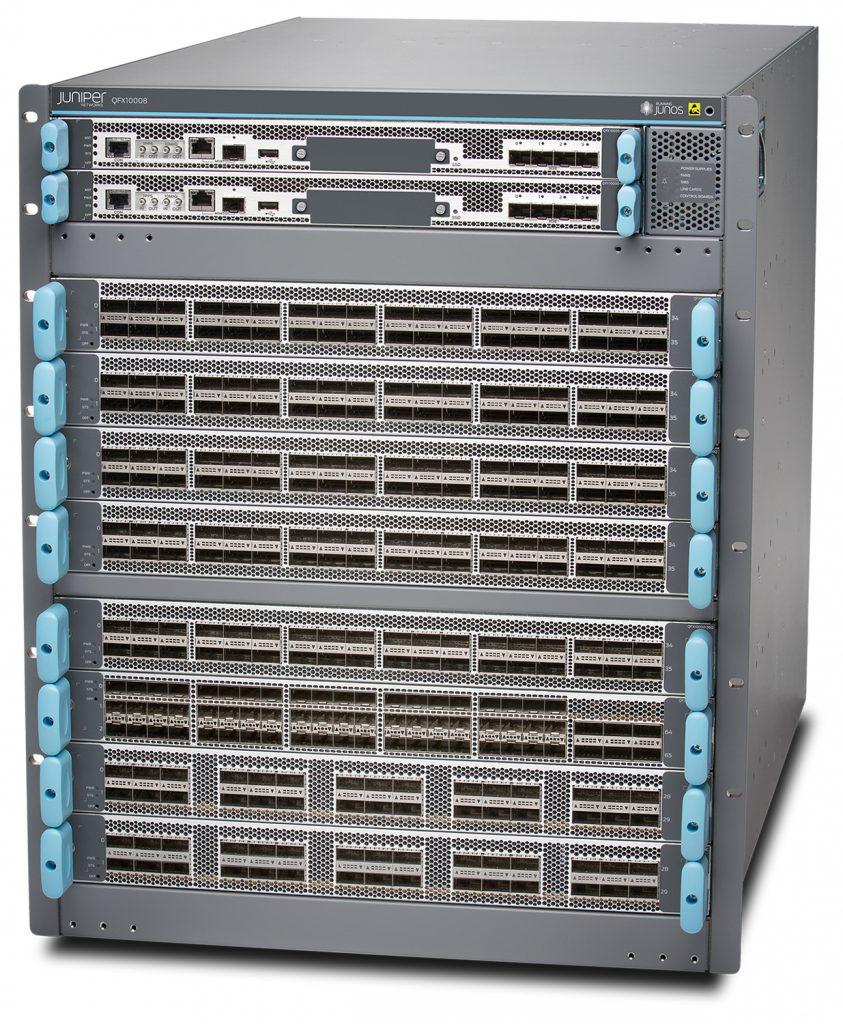 Juniper QFX10008