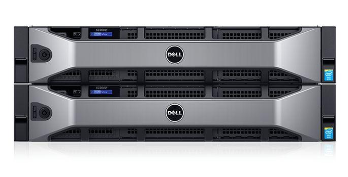 Контроллер массива Dell Storage SC9000