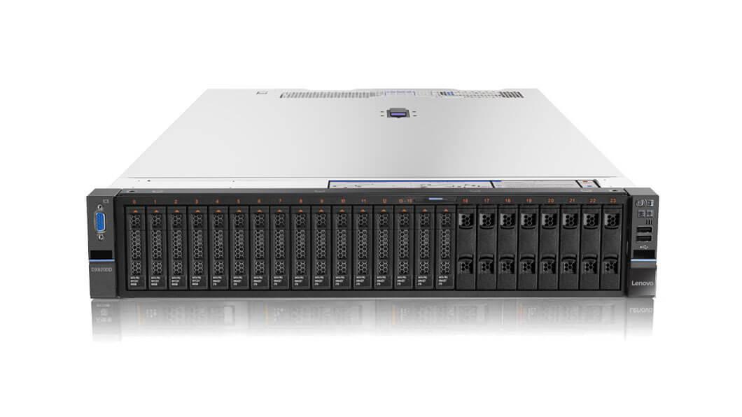 Lenovo DX8200D на базе DataCore