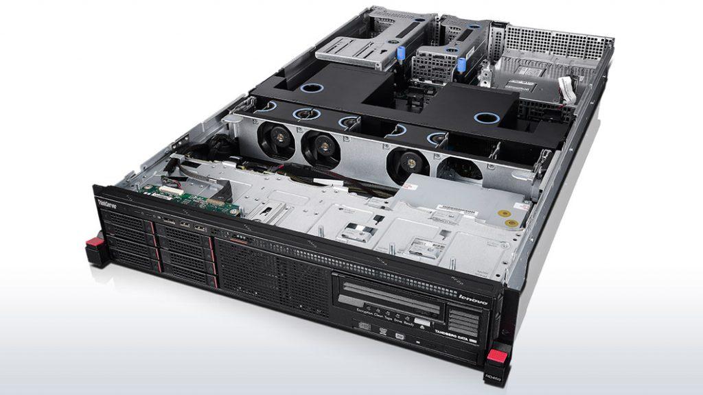 Lenovo ThinkServer RD450