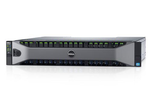 Массив Dell Storage SC4020 «все в одном»