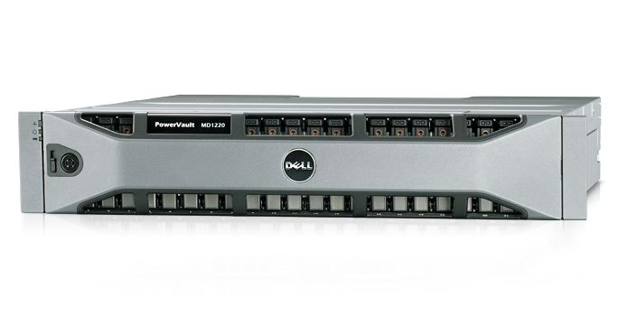 Dell PowerVault MD1220 Direct Attached Storage
