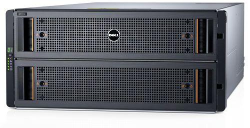 Шасси высокой плотности Dell Storage MD1280