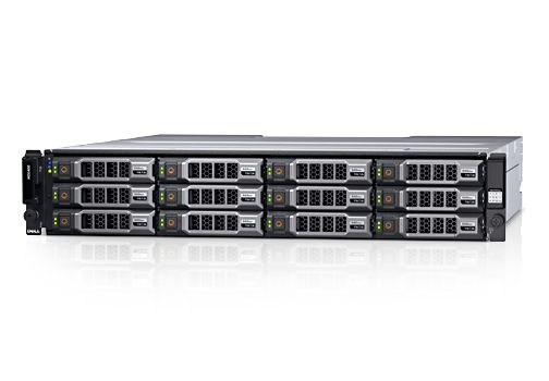 Системы хранения данных с прямым подключением Dell Storage MD1400 и MD1420
