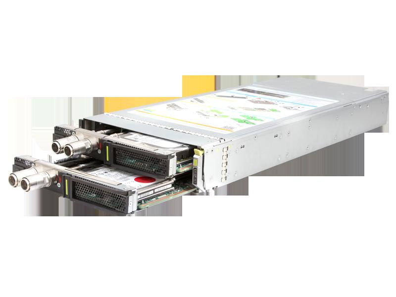 Вычислительный узел Huawei FusionServer CH140L V3