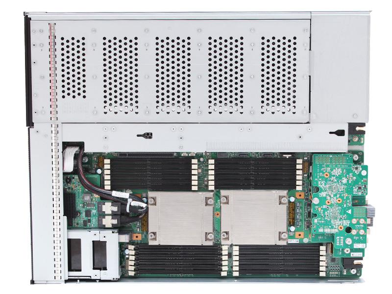Вычислительный узел расширения системы хранения данных Huawei CH222 V3