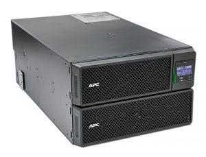APC SRT8KRMXLI Smart-UPS SRT 8000 ВА RM 230 В