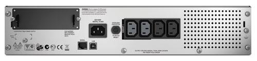 APC Smart-UPS 750 ВА, 2U, 230 В SMT750RMI2U