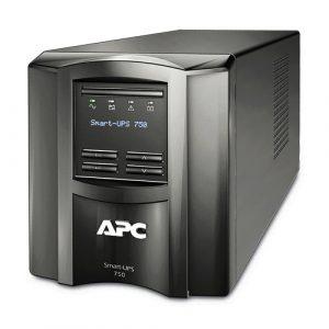 APC Smart-UPS 750 ВА с ЖК-индикатором, 230 В SMT750I