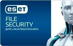 ESET FILE SECURITY  ДЛЯ LINUX / BSD / SOLARIS