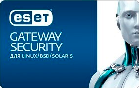 ESET GATEWAY SECURITY ДЛЯ LINUX / BSD / SOLARIS