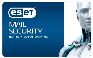 ESET MAIL SECURITY ДЛЯ IBM LOTUS DOMINO