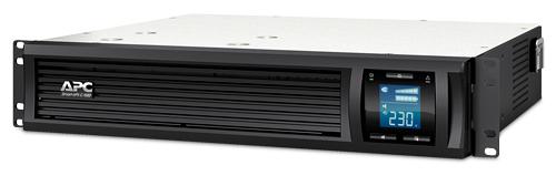 ИБП APC Smart-UPS C 1000 ВА, 230 В, SMC1000I-2U