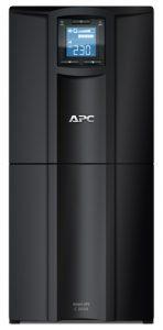 ИБП APC Smart-UPS C 1000 ВА, 230 В SMC3000I
