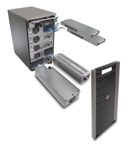 ИБП APC Symmetra LX 16 кВА, 220/230/240 В или 380/400/415 В SYA16K16I