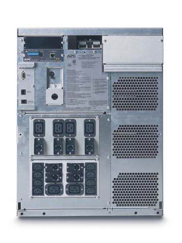 ИБП APC Symmetra LX 4 кВА, 220/230/240 В или 380/400/415 В SYA4K8RMI