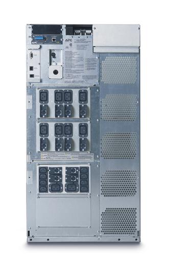 ИБП APC Symmetra LX 8 кВА, 220/230/240 В или 380/400/415 В SYA8K16RMI