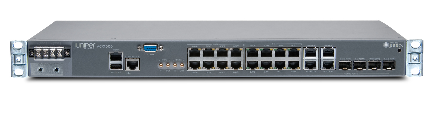Juniper ACX1000 Universal Access Router
