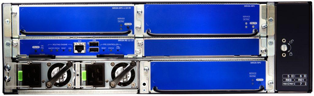 Juniper SRX3400