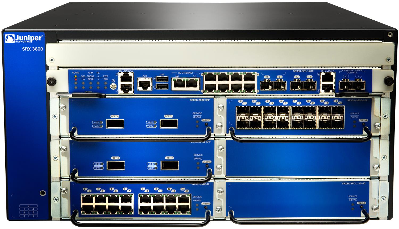Juniper SRX3600