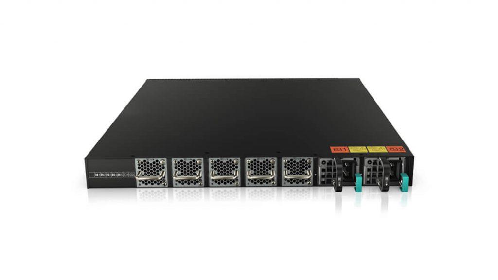 Lenovo ThinkSystem NE1072T RackSwitch