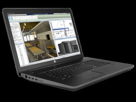 Мобильная рабочая станция HP ZBook 17 G3 (1RR30EA)