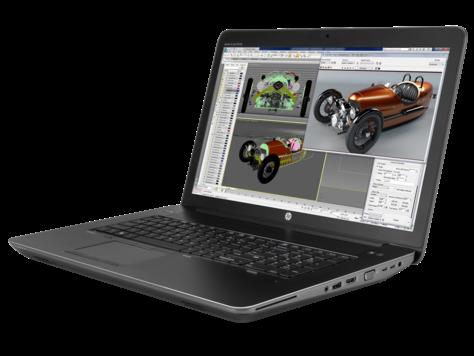 Мобильная рабочая станция HP ZBook 17 G3 (Y6J71EA)