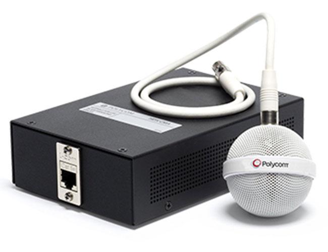 Потолочный микрофон Polycom