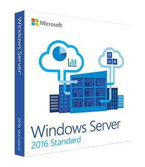 Microsoft Windows Server 2016 Standard