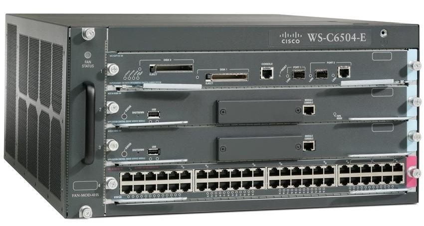 Cisco Catalyst 6504-E