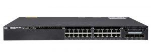 Cisco Catalyst WS-C3650-24TS
