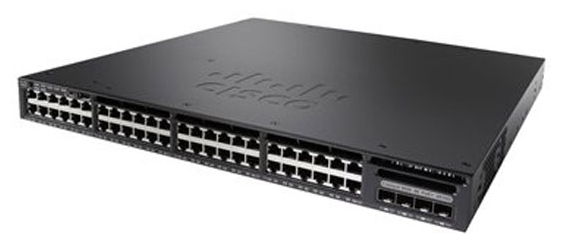 Cisco Catalyst WS-C3650-48FS