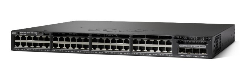 Cisco Catalyst WS-C3650-48PS