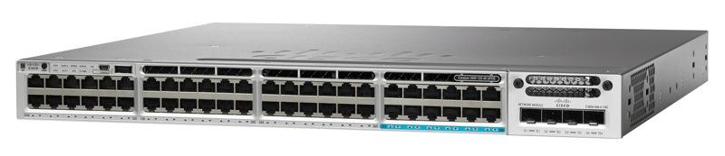 Cisco Catalyst WS-C3850-48T-L