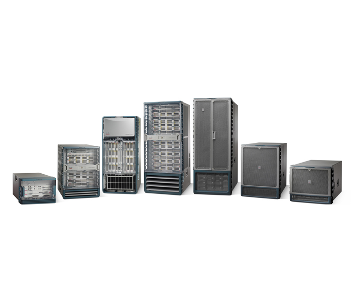 Cisco Nexus серии 7000
