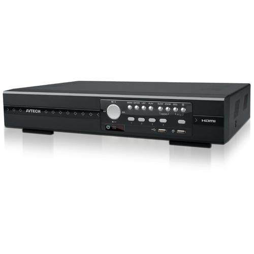 4-х канальный гибридный видеорегистратор AVZ404