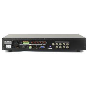 8-ми канальный гибридный видеорегистратор AVZ408