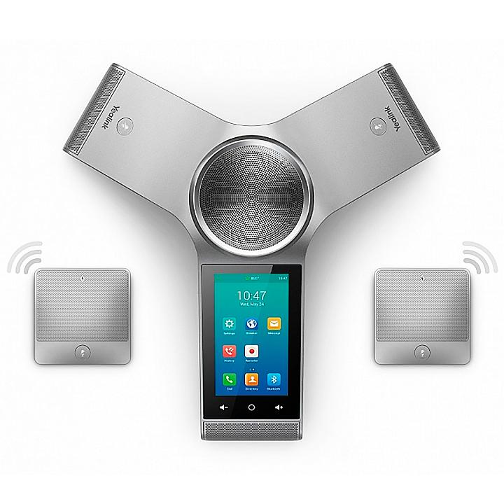 Yealink CP960 WirelessMic, Wi-Fi, BT, PoE, 2 x CPW90, без БП