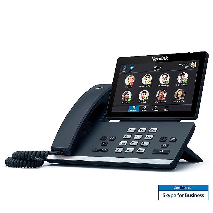 Yealink SIP-T56А, телефон для Skype for Business